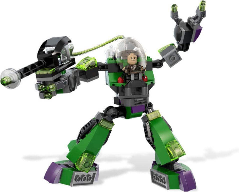 LEGO® DC Superheroes Superman vs. Power Armour Lex components