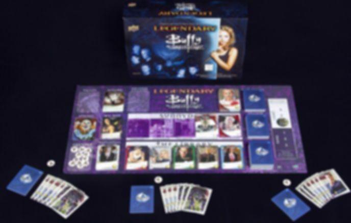 Legendary: Buffy The Vampire Slayer components