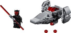 Sith Infiltrator™ Microfighter components