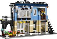 LEGO® Creator Bike Shop & Café components