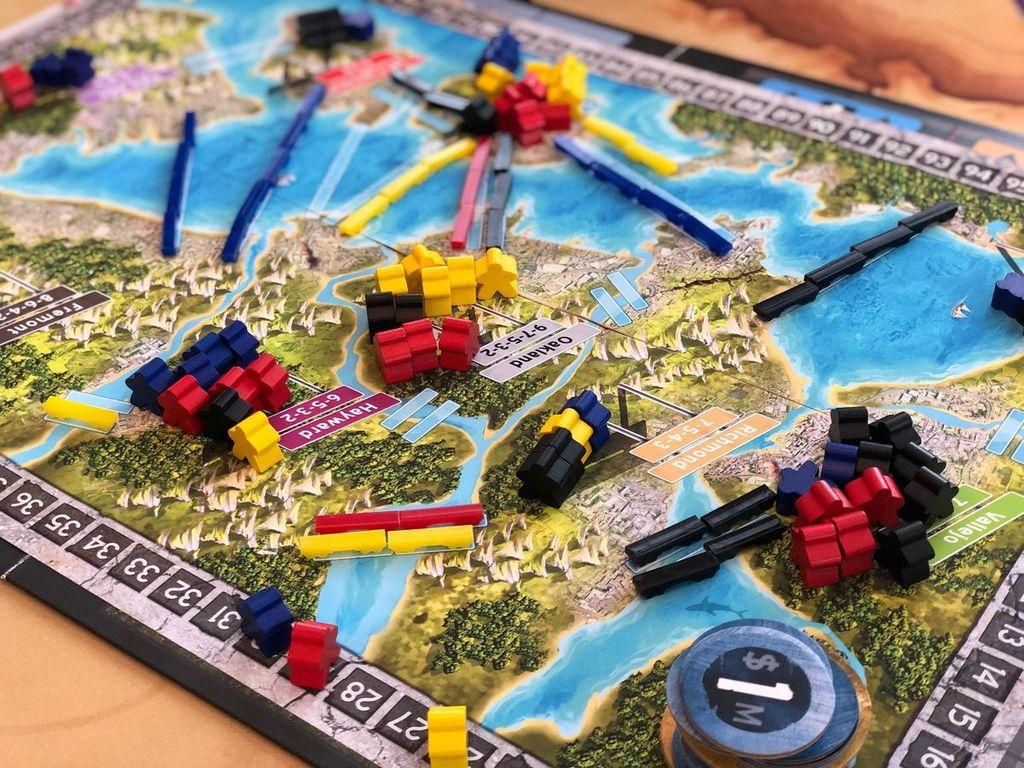 Aftershock: San Francisco & Venice gameplay