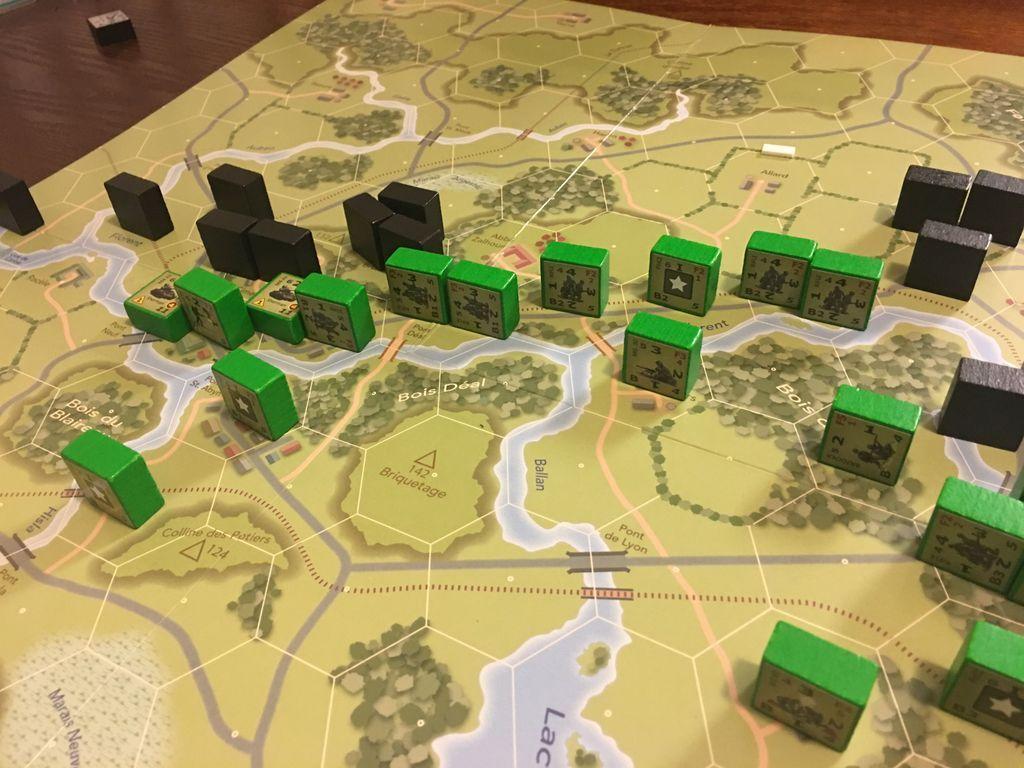 Combat Infantry gameplay