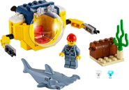 Ocean Mini-Submarine components