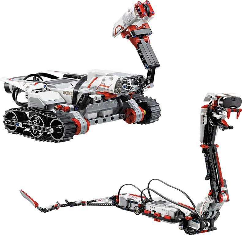 LEGO® Mindstorms® EV3 components