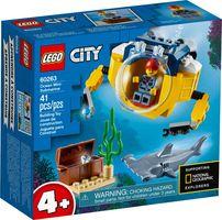 LEGO® City Ocean Mini-Submarine
