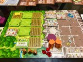 Caverna: The Forgotten Folk gameplay