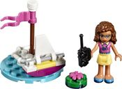 Olivia's Remote Control Boat components