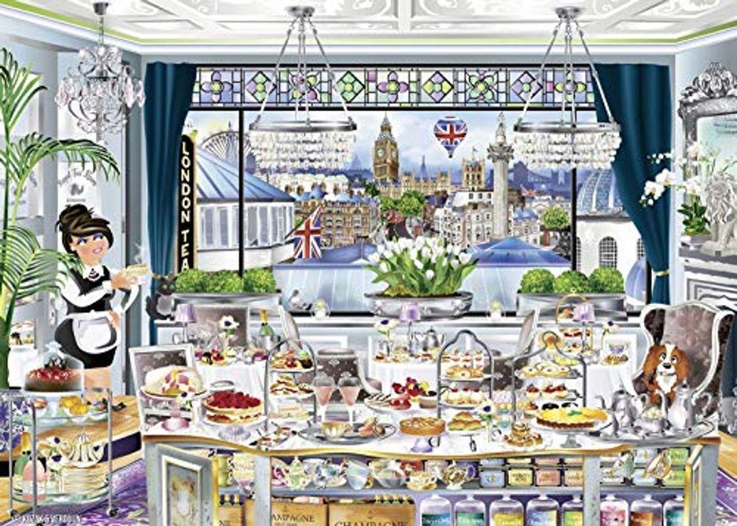 London Tea Party