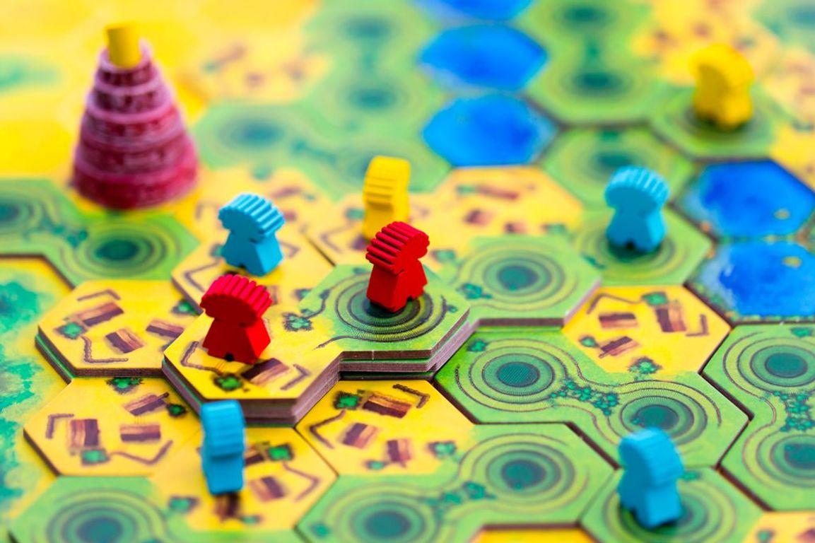 Cuzco gameplay
