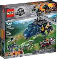 LEGO® Jurassic World Blue's Helicopter Pursuit
