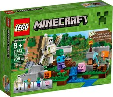 LEGO® Minecraft The Iron Golem