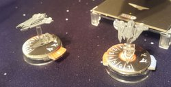 Star Wars: Armada - Chimaera Expansion Pack miniatures