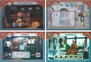 Istanbul: Mocha & Baksheesh cards