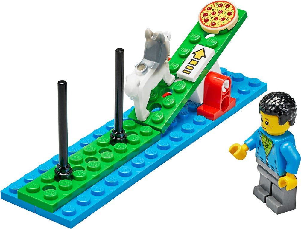 LEGO® Education BricQ Motion Essential Set components