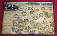 Thurn and Taxis game board