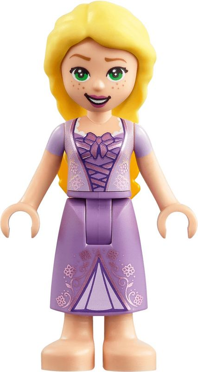 Rapunzel's Tower minifigures