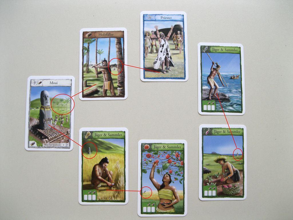 Rapa Nui cards