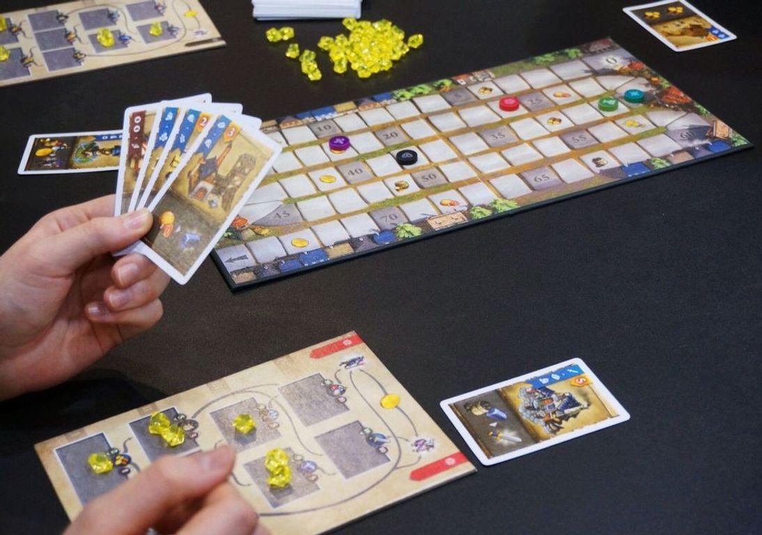Artificium gameplay