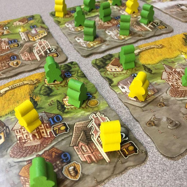 Bohemian Villages gameplay