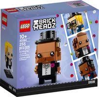 LEGO® BrickHeadz™ Wedding Groom