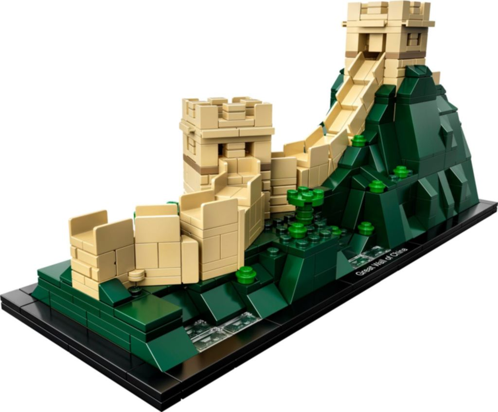 LEGO® Architecture Great Wall of China components