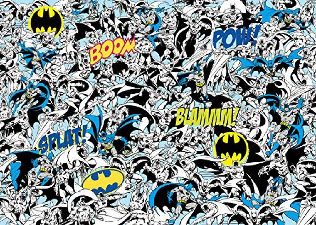 Challenge Puzzle Batman