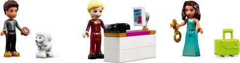 LEGO® Friends Heartlake City Grand Hotel minifigures