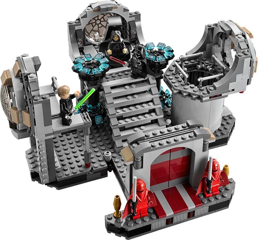 LEGO® Star Wars Death Star Final Duel components