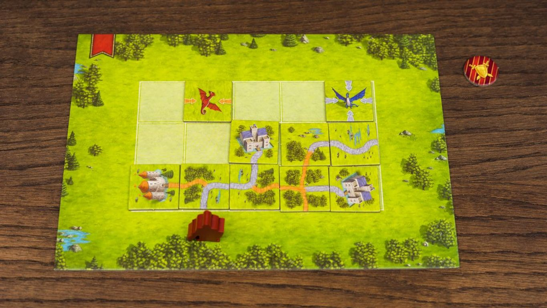 Brains Family: Burgen & Drachen gameplay