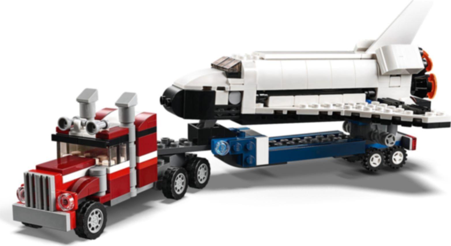 Shuttle Transporter gameplay