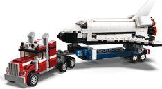 LEGO® Creator Shuttle Transporter gameplay