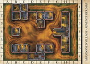 Keepers of the Questar game board