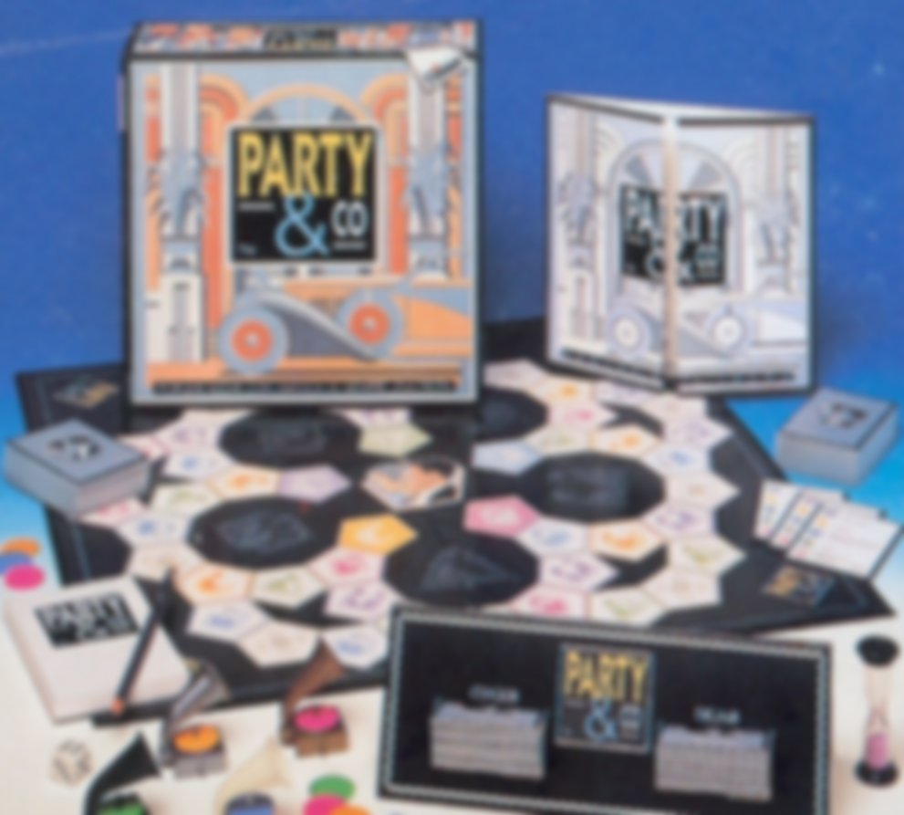 Party & Co components