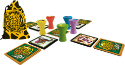 Jungle Speed: Safari components