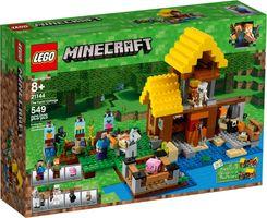 LEGO® Minecraft The Farm Cottage