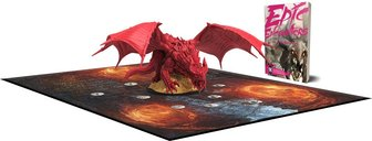 Epic Encounters: Lair of the Red Dragon components
