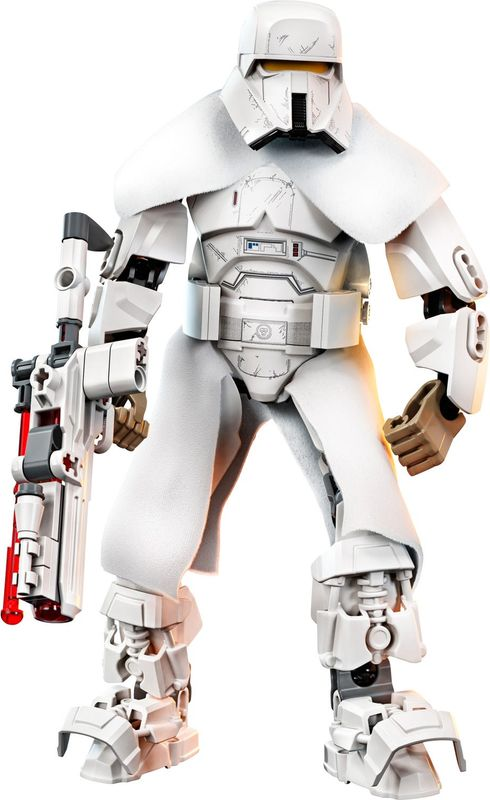 Range Trooper™ components