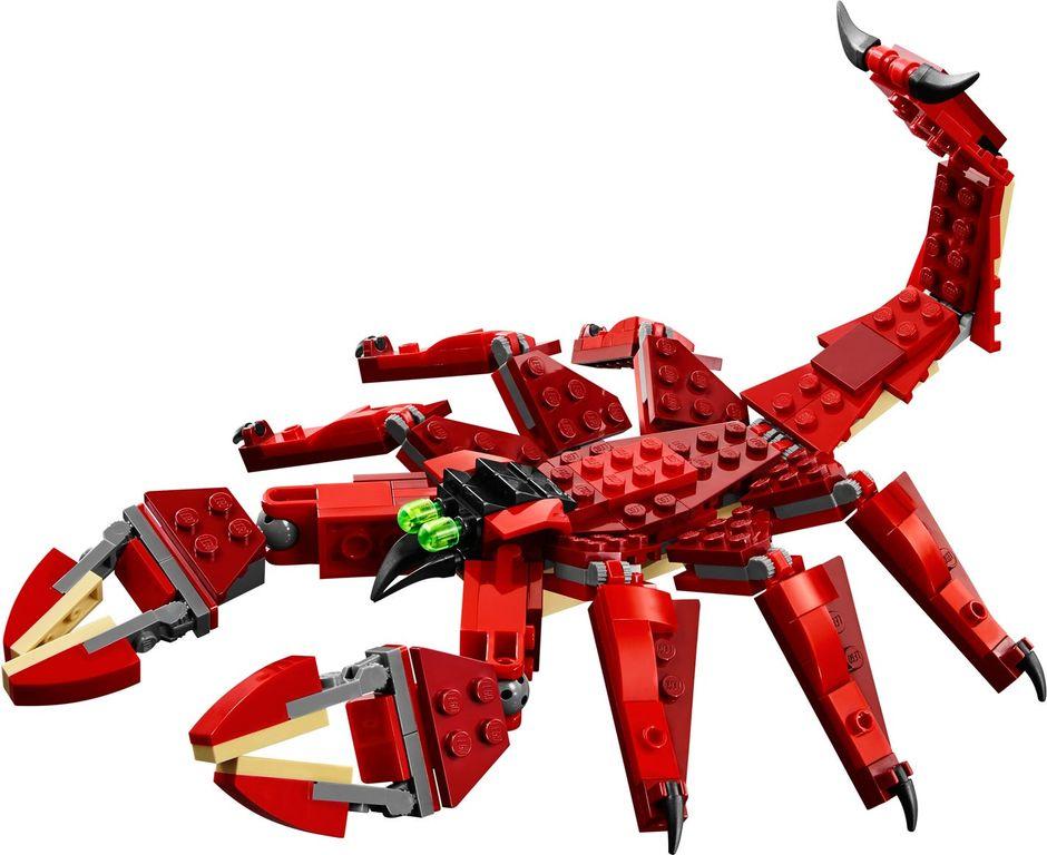 LEGO® Creator Red Creatures alternative