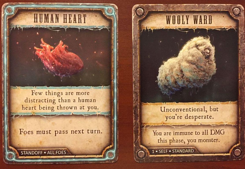 Grimslingers cards