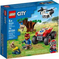LEGO® City Wildlife Rescue ATV