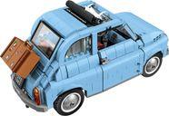 LEGO® Creator Expert Fiat 500 back side