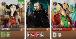 Viscounts of the West Kingdom cards