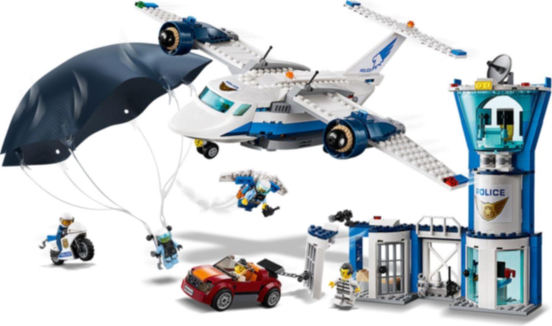 Sky Police Air Base gameplay