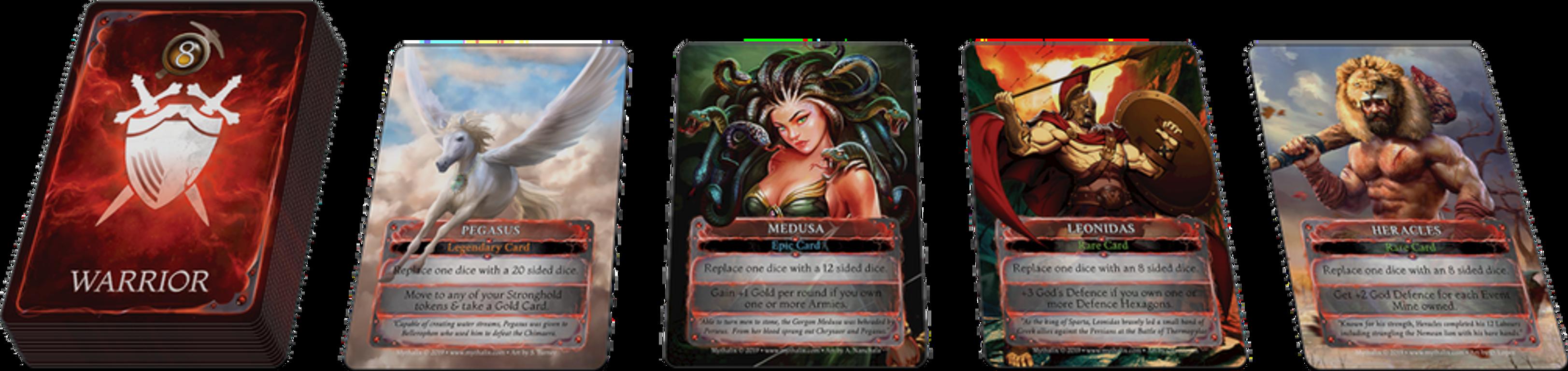 Mythalix cards