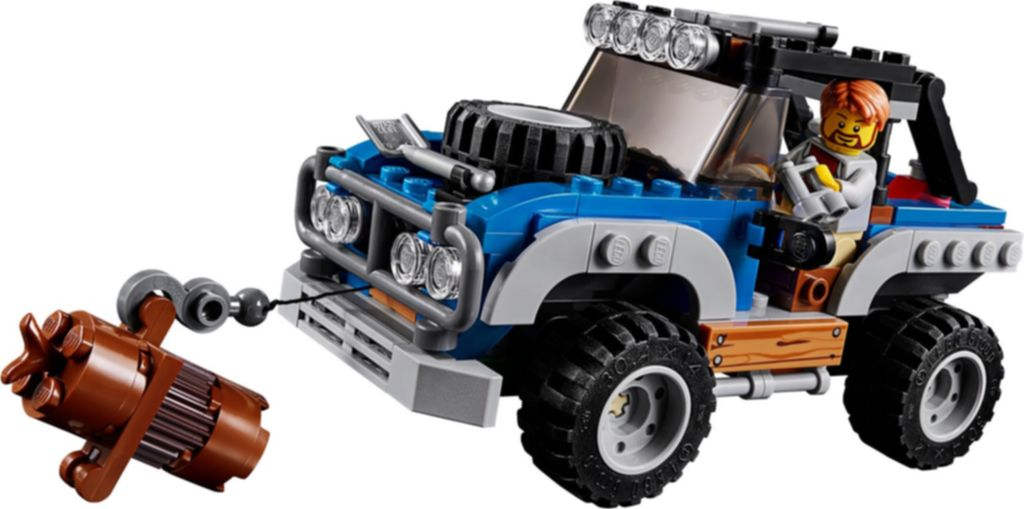 LEGO® Creator Outback Adventures gameplay
