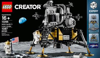 LEGO® Creator Expert NASA Apollo 11 Lunar Lander