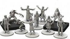 Mansions of Madness: Second Edition miniatures
