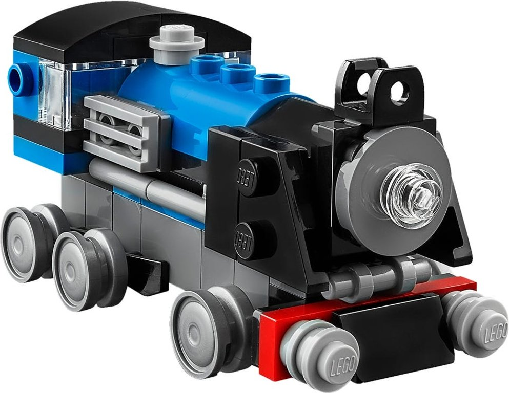 LEGO® Creator Blue Express components