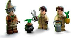 Hogwarts™ Moment: Herbology Class minifigures