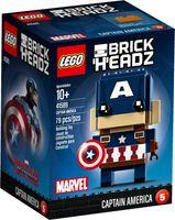 LEGO® BrickHeadz™ Captain America